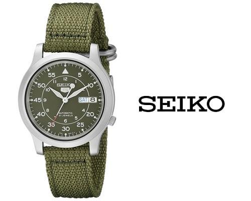Reloj automático Seiko SNK805 barato, relojes baratos, chollos en relojes, ofertas en relojes