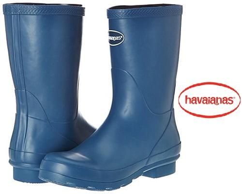 Botas de agua Havaianas Helios Mid baratas, botas de agua baratas, chollos en botas de agua, ofertas en botas de agua