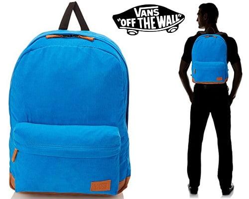 Mochila Vans G Deana III barata, mochilas de marca baratas, chollos en mochilas, ofertas en mochilas