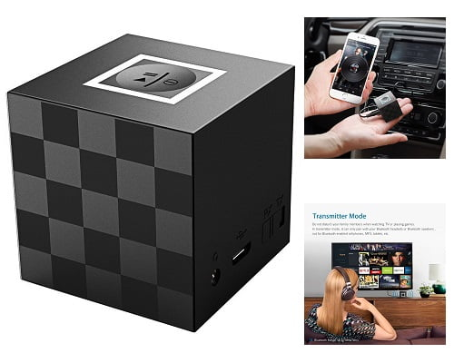 Receptor y transmisor Bluetooth Mpow barato, transmisores Bluetooth baratos, chollos en transmisores Bluetooth