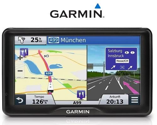 Sistema de navegacion Garming 760LMT-D barato, sistemas de navegacion baratos, chollos en sitemas de navegacion, ofertas en sistemas de navegacion