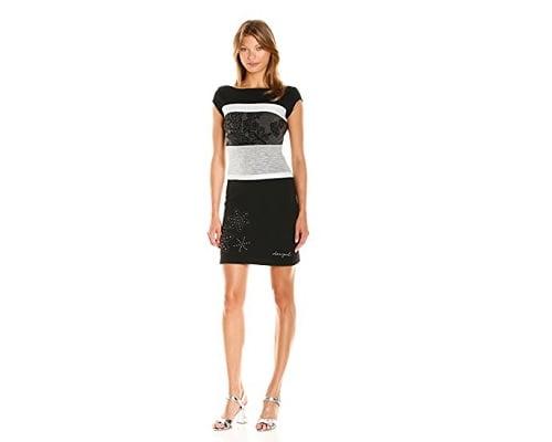 21b4dfd004a Vestido Desigual Seleste barato, vestidos baratos, chollos en vestidos,  ofertas en vestidos