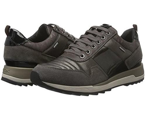 7621f1f6f36 botas de mujer piel negras geox