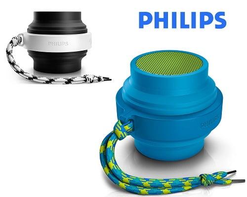 Altavoz Bluetooth Philips BT2000A/00 barato, altavoces inalámbricos baratos, chollos en altavoces inalámbricos, altavoces Bluetooth baratos