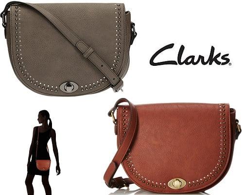 Bolso bandolera Clarks Maple Rose barato, bolsos baratos, chollos en bolsos, ofertas en bolsos, bandoleras baratas