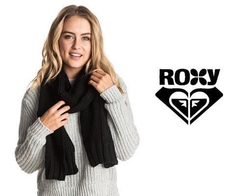 Bufanda Roxy Stay Out Scarf barata, bufandas baratas, chollos en bufandas, ofertas en bufandas