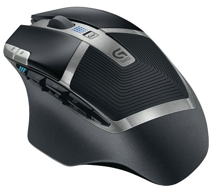 Ratón Gaming inalámbrico Logitech G602 barato, ratones baratos, chollos en ratones, ofertas en ratones