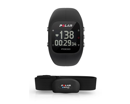 Reloj puslómetro Polar A300 HR barato, pulómetros baratos, chollos en pulsómetros, ofertas en pulsómetros