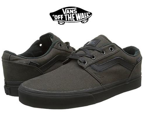 Zapatillas Vans Chapman Stripe baratas, zapatillas Vans baratas, chollos en zapatillas Vans, ofertas en Vans