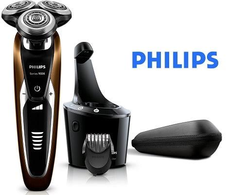Afeitadora Philips 9000 S9511/31 barata, máquinas de afeitar baratas, chollos en afeitadoras, chollos en máquinas de afeitar