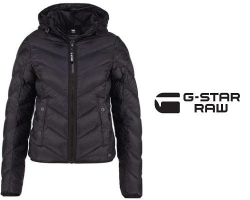 Chaqueta G-Star Alaska Down barata, chaquetas baratas, chollos en chaquetas, ofertas en chaquetas