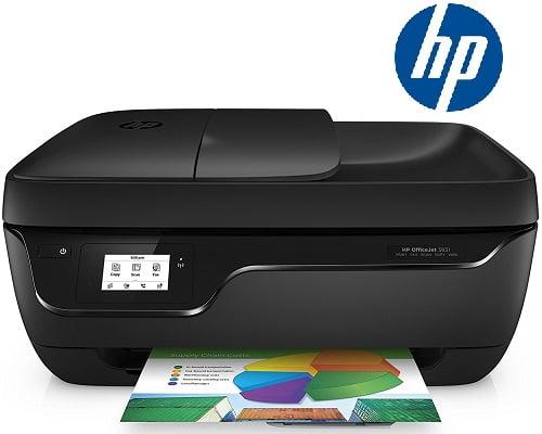 Impresora multifunción HP OfficeJet 3831 Wi-Fi barata, impresoras baratas, chollos en impresoras