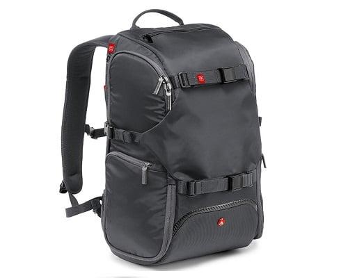 Mochila para cámara de fotos Manfrotto Travel Backpack barata, mochilas para cámaras de fotos baratas, ofertas en mochilas para cámaras de fotos, chollos en mochilas para cámaras de fotos