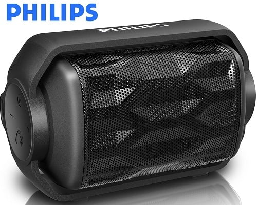 Altavoz Philips BT2200 Bluetooth inalámbrico barato, altavoces con Bluetooth baratos, chollos en altavoces inalámbricos