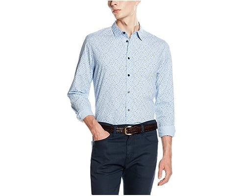Camisa Pepe Jeans Calengol barata, camisas baratas, chollos en camisas, ofertas en camisas