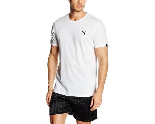Camiseta Puma Ess Tee barata, camisetas baratas, chollos en camisetas, ofertas en camisetas