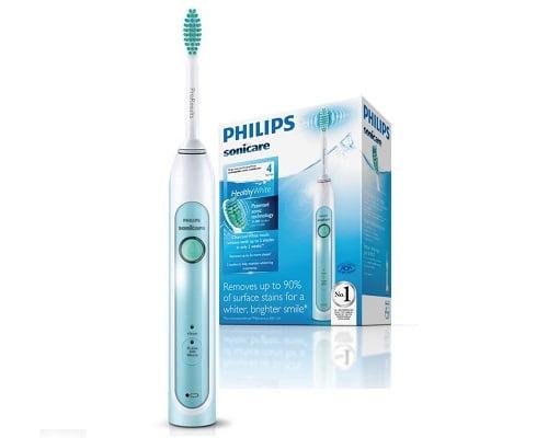 Cepillo de dientes SoniCare HealthyWhite Philips HX6711-02 barato, cepillos de dientes baratos, chollos en cepillos de dientes, ofertas en cepillos de dientes