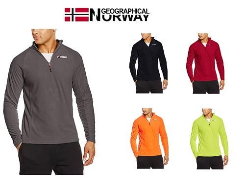 Polar Geographical Norway Torpille barato, polares baratos, chollos en polares, ofertas en polares, forros polares baratos