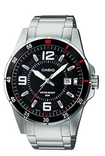 Reloj para hombre Casio Quarz MTP-1291D-1A1VEF barato, relojes baratos, chollos en relojes, ofertas en relojes