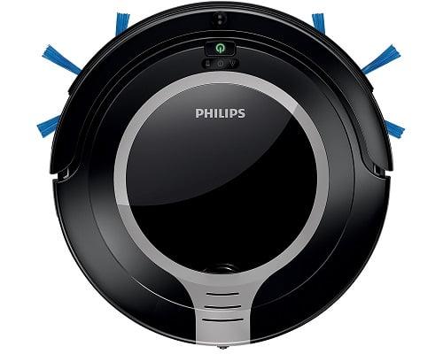 Robot aspirador Philips SmartPro Active barato, robots aspiradores baratos, chollos en robots aspiradores, ofertas en robots aspiradores