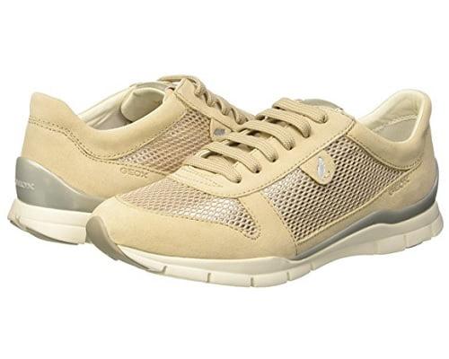 Zapatillas para mujer Geox Sukie baratas, zapatillas baratas, chollos en zapatillas, ofertas en zapatillas