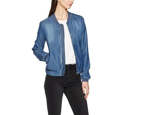 Chaqueta Bomber Only Onlteresa barata, chaquetas baratas, chollos en chaquetas, ofertas en chaquetas