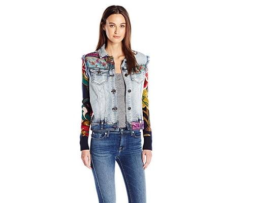 Chaqueta Desigual Ethnic Deluxe barata, chaquetas baratas, ofertas en chaquetas, chollos en chaquetas
