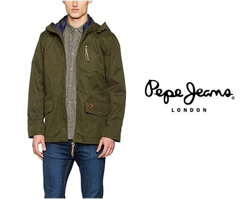 Chaqueta Pepe Jeans Jacko barata, chaquetas baratas, chollos en chaquetas, ofertas en chaquetas