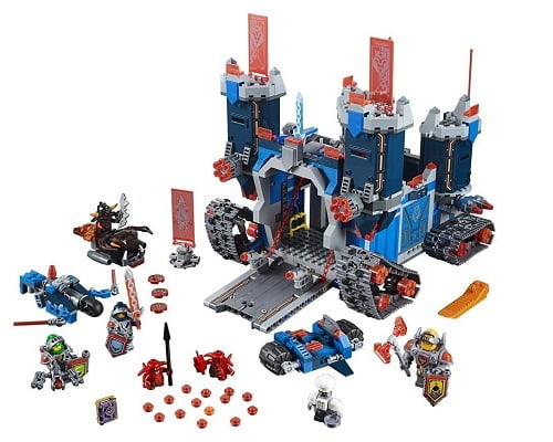 Juego de construcción Fortrex de LEGO barato, juegos de LEGO baratos, chollos en juegos de LEGO, ofertas en juegos de LEGO