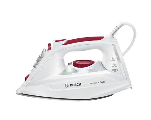 Plancha de vapor Bosch Sensixx'x DA30 barata, planchas de vapor baratas, chollos en planchas de vapor, ofertas en planchas de vapor