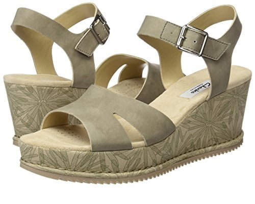 Sandalias de cuña Clarks Akilah Eden baratas, sandalias baratas, chollos en sandalias, ofertas en sandalias