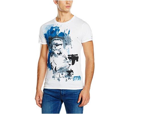 Camiseta Pepe Jeans Trooper barata, camisetas baratas, chollos en camisetas, ofertas en camisetas