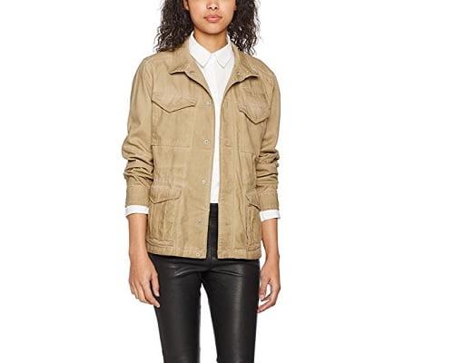 Chaqueta para mujer G-STAR RAW Rovic Field Overshirt barata, chaquetas baratas, chollos en chaquetas, ofertas en chaquetas