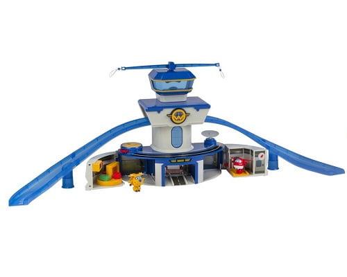Aeropuerto internacional Super Wings barato, juguetes baratos, chollos en juguetes, ofertas en juguetes