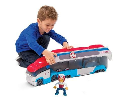 Autobús de la Patrulla Canina barato, juguetes baratos, chollos en juguetes, ofertas en juguetes