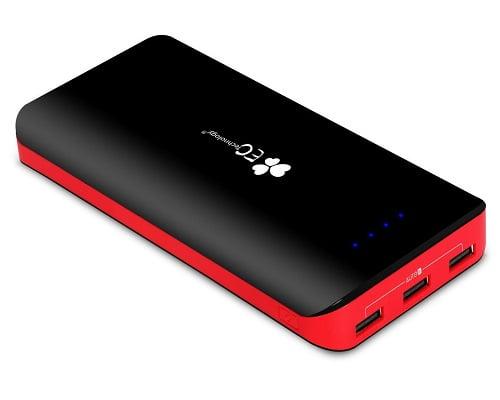 Batería externa EC Technology 22400mAh baratas, chollos en baterias externas, baterias externas baratas, ofertas en baterias externas