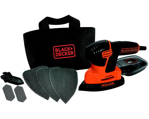 Black and Decker KA2000 - Lijadora de detalles