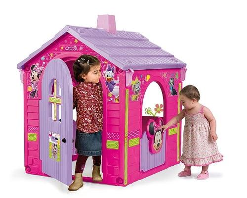 Casa de juguete Minnie Mouse barata, juguetes baratos, chollos en juguetes, ofertas en juguetes