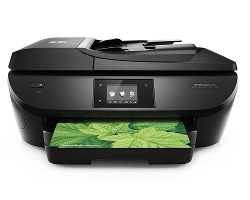 Impresora multifución HP OfficeJet 5740 barata, impresoras baratas, chollos en impresoras, ofertas en impresoras