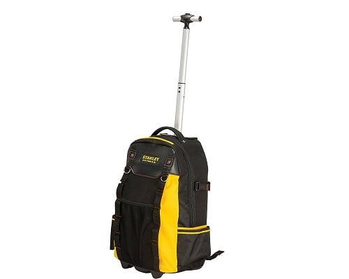 Mochila con ruedas para herramientas FatMax de Stanley barata, mochilas baratas, chollos en mochilas, ofertas en mochilas