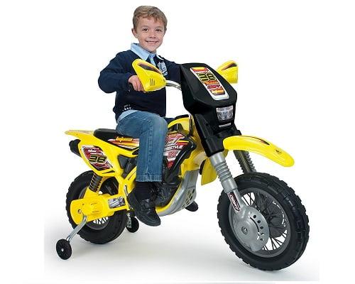 Moto Cross ThunderMax de Injusa barata, juguetes baratos, chollos en juguetes, ofertas en juguetes