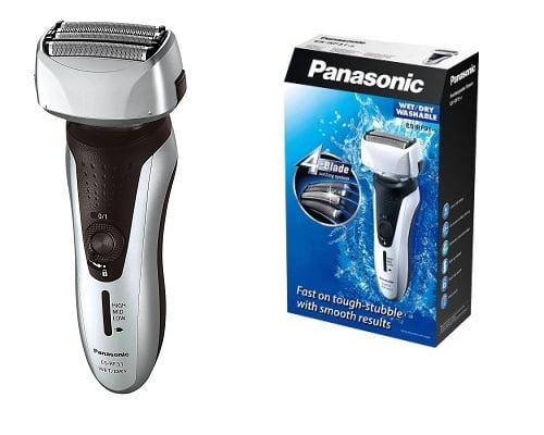 Afeitadora de 4 hojas Panasonic barata, afeitadoras baratas, chollos en afeitadoras, ofertas en afeitadoras