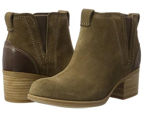 Botines para mujer Clarks Maypearl Daisy baratos, zapatos baratos, chollos en zapatos, ofertas en zapatos