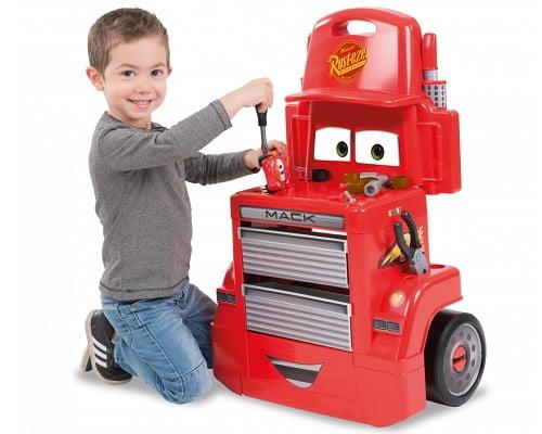 Cars 3 Mack truck trolley barato, ofertas en Cars 3, chollos en Cars 3, juguetes Cars 3 baratos, juguetes baratos