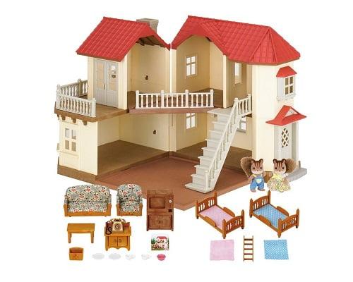 Casa de muñecas Sylvanian Families barata, chollos en casas de muñecas, ofertas en casas de muñecas, casas Sylvanian families baratas, chollos en juguetes