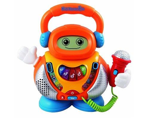 Karaoke Kidi de Vtech barato, juguetes baratos, chollos en juguetes, ofertas en juguetes