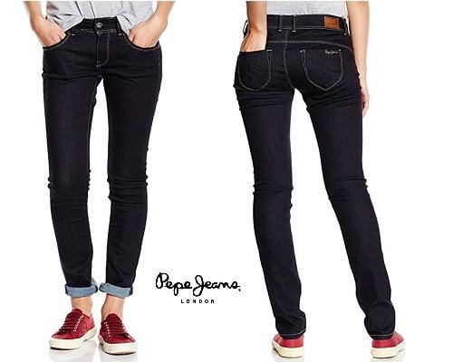 Pantalón vaquero para mujer Pepe Jeans New Brooke