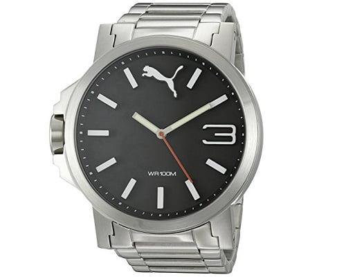 Reloj Puma Ultrasize Metal barato, chollos en relojes Puma, ofertas en relojes Puma, relojes Puma baratos, relojes de marca baratos