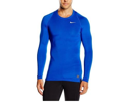 camiseta manga larga de compresión nike barata,, chollos en camisetas hombre, ofertas camisetas compresión hombre, camisetas compresión hombre baratas, camisetas deporte baratas
