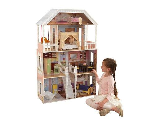 casa de muñecas Savannah Kidkraft barata, chollos en casas de muñecas, ofertas en casas de muñecas, casas de muñecas baratas
